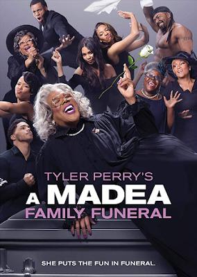 A Madea Family Funeral [2018] [DVD R1] [Latino]