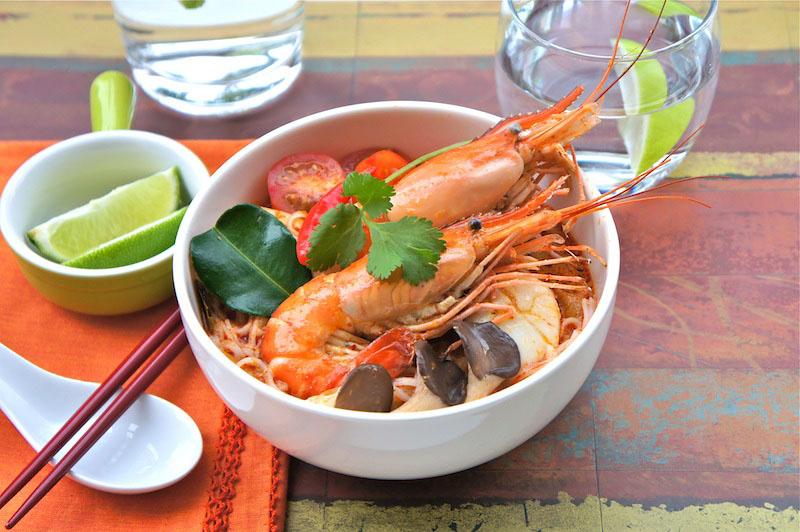 Sea Thai Food Williamsburg Menu
