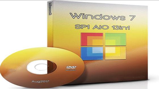 Windows 7 Sp1 AIO x86 x64 Update Mei 2018