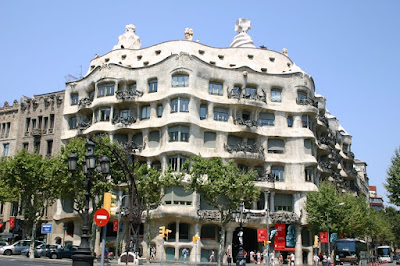 Casa-Mila-Barcelona-Spain