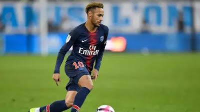 Neymar Tak Akan Gabung Real Madrid Selama Ada Sergio Ramos