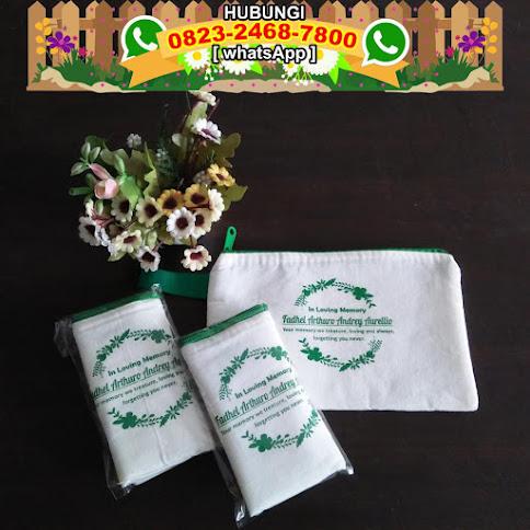 distributor Dompet atau Pouch Blacu Lapis Busa Murah Meriah