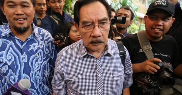 Antasari Sebut Hary Tanoe Diutus SBY Minta Aulia Pohan Tak Ditahan