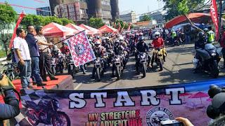 My Streetfire My Adventure komunitas CB150R Jawa Timur pulau merah