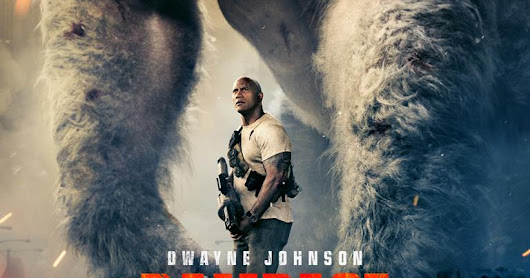 RAMPAGE: DEVASTACIÓN - RAMPAGE / cinemas MEXICO and USA