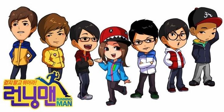 My Blog: Daftar Bintang Tamu Running Man Dari Episode 1