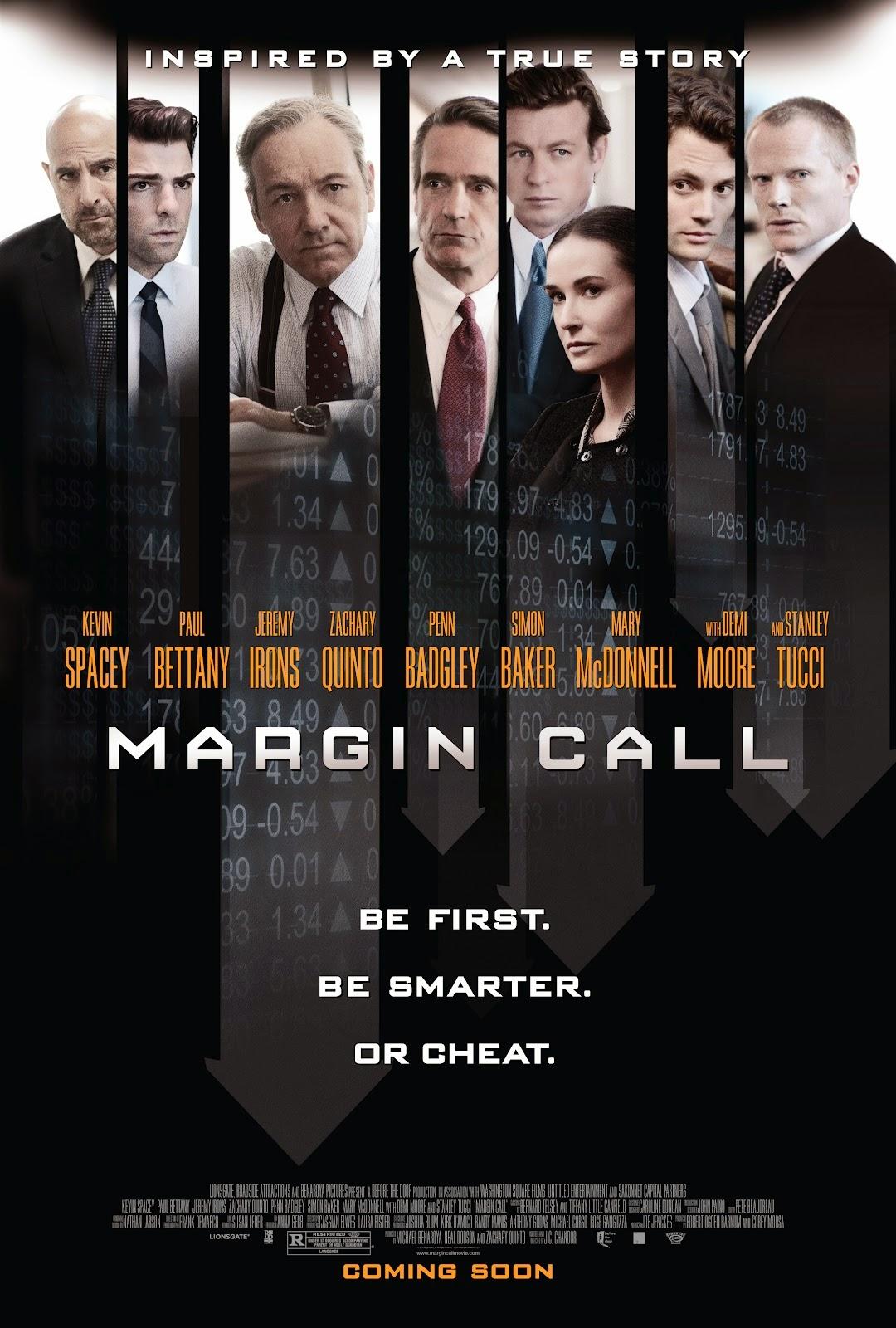 Margin Call เงินเดือด [HD][พากย์ไทย]