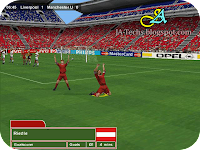 FIFA Road to World Cup 98 PC Gameplay 2