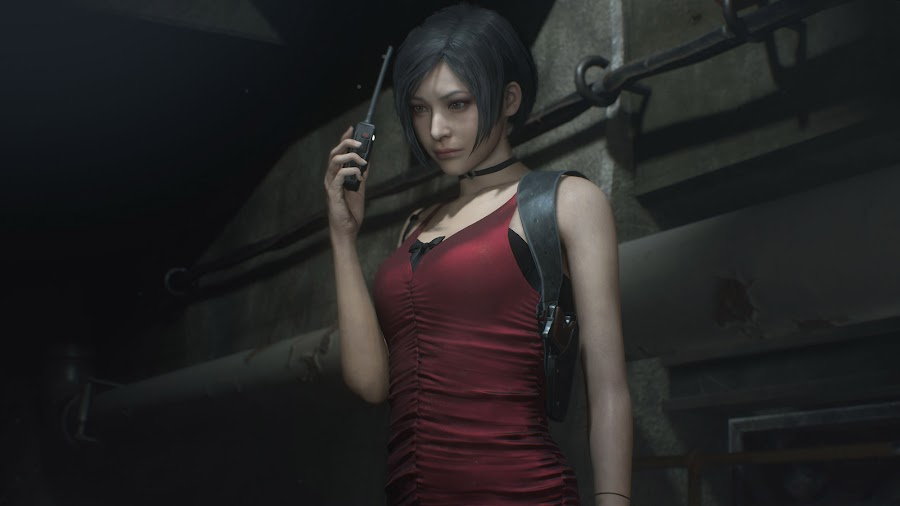 resident evil 2 remake ada wong screens 2