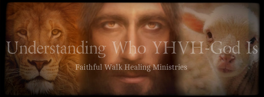 Understanding Who YHVH-God Is