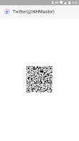 エクスポート画面のサンプル(QRコードは別物です)