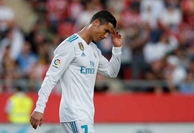 Zidane Korbankan Ronaldo Demi Hal Ini, Ronaldo Merasa Kecewa