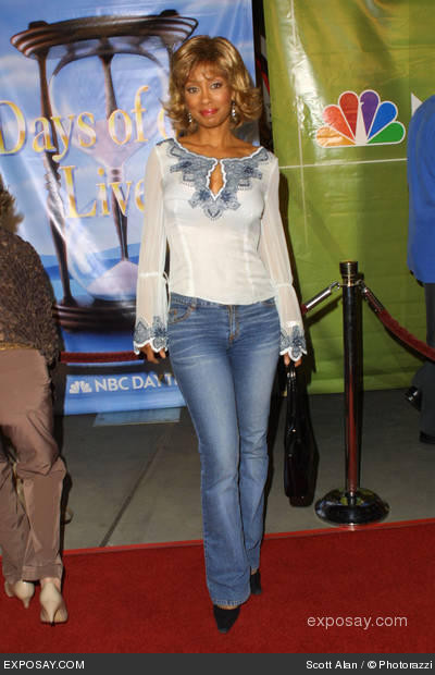 The Diva of Days of Our Lives: Tanya Boyd back to Days!