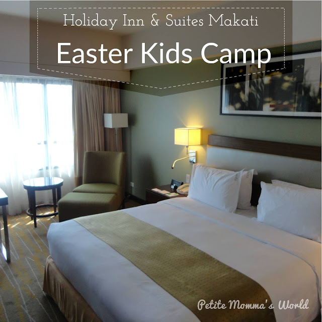 Holiday inn staycation review
