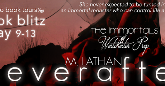 Book Blitz | Everafter by M. Lathan | Giveaway