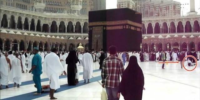 Niat Meninggal Di Mekkah, Wajah Jamaah Umroh Ini Berubah Jadi...