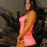 Andrea Rincon, Selena Spice Galeria 38 : Baby Doll Rosado, Tanga Rosada, Total Rosada Foto 33