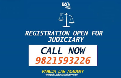 Be a Part of the Judiciary