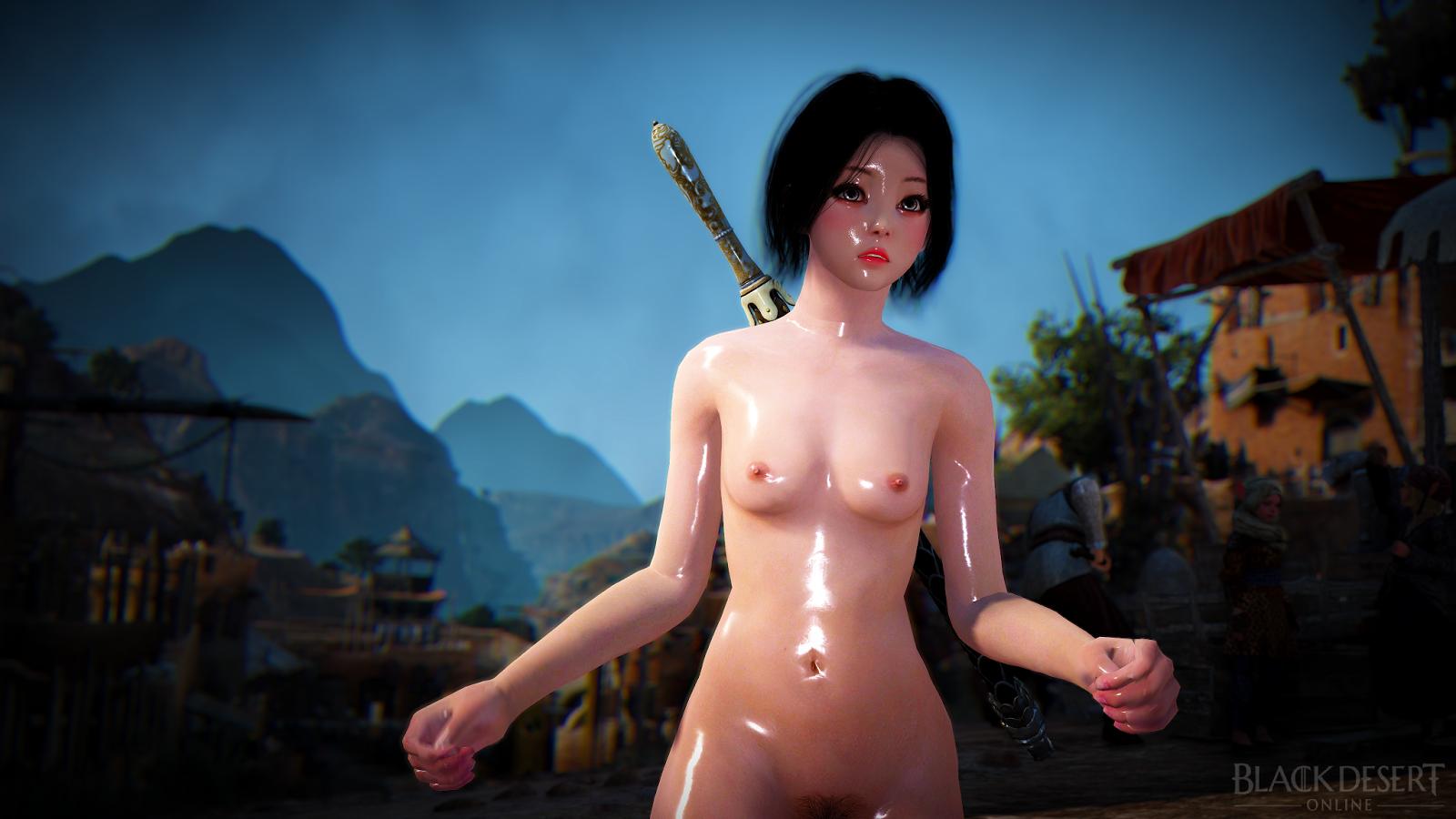 Naked Black Nudes