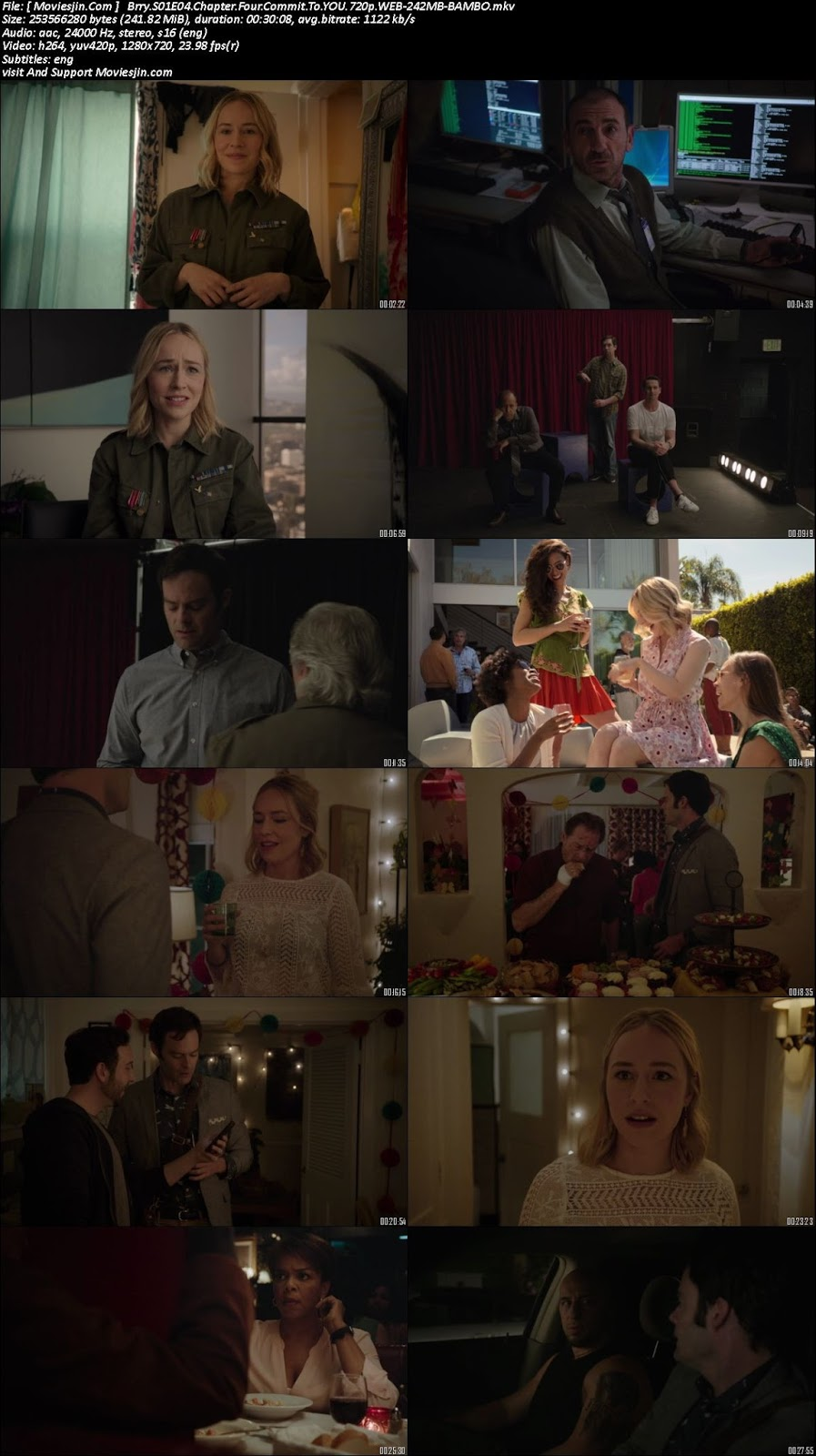 Watch online Barry S01E04 720p WEBDL ESub 230MB downloadhub
