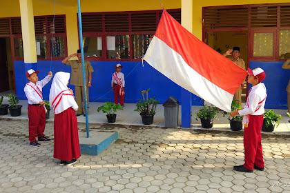 Pedoman Upacara Sekolah Menurut Peraturan Menteri Pendidikan No 22 Tahun 2018