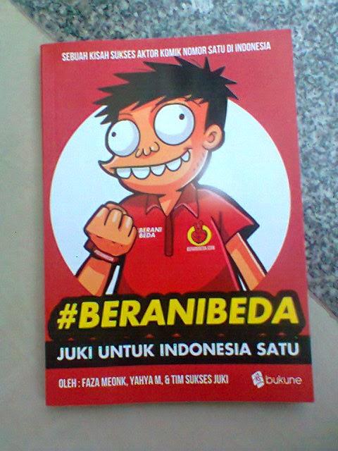 Kampanye #BeraniBeda