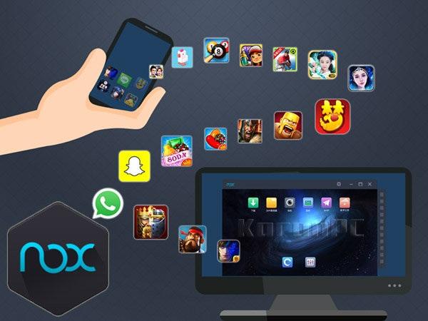 NOX App Player 2018