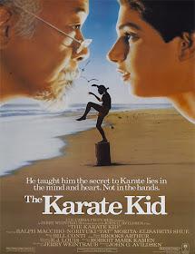 Karate kid, el momento de la verdad (1984)