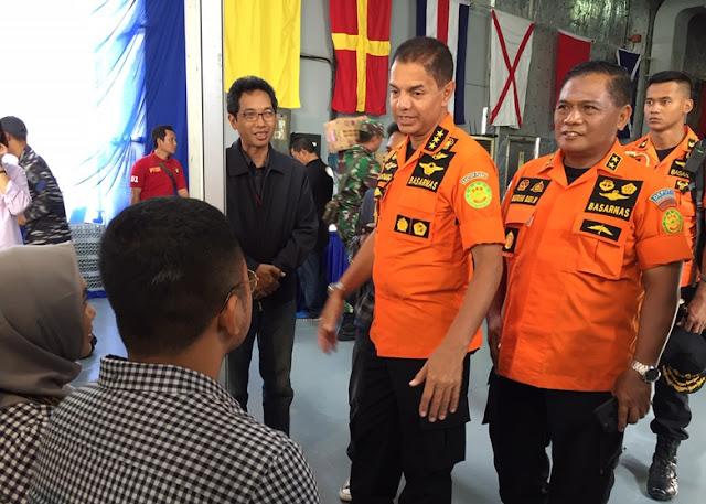 Kepala Basarnas Janji akan Temukan Seluruh Jenazah Korban JT-610