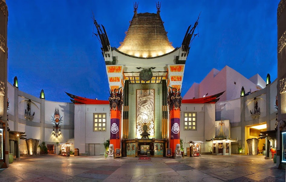 Grauman's Chinese Theater Hollywood