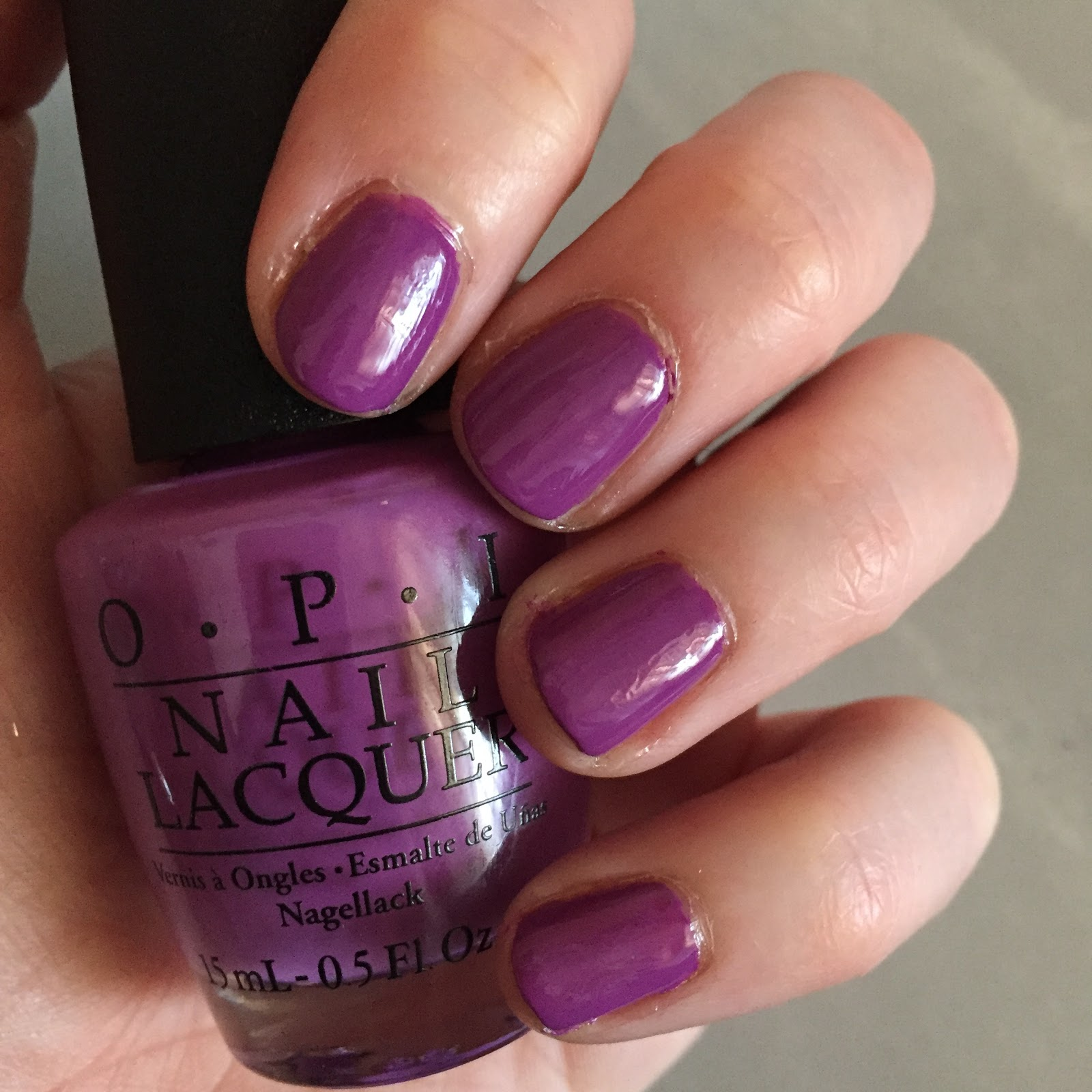The Beauty of Life: #ManiMonday: OPI I Manicure For Beads from the ...
