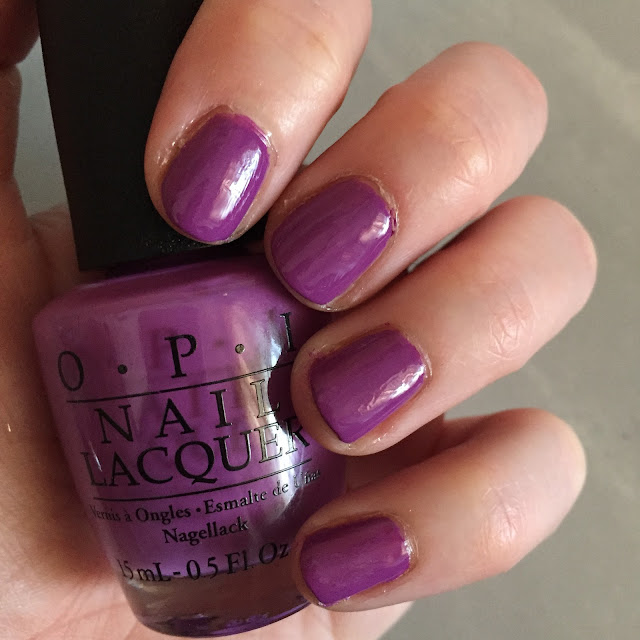 OPI, OPI I Manicure For Beads, OPI New Orleans collection, nails, nail polish, nail lacquer, nail varnish, #ManiMonday, manicure