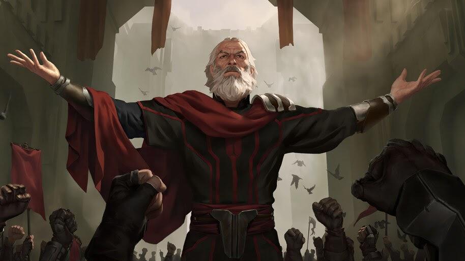 Legion Veteran, Legends of Runeterra, 4K, #3.1777