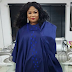 Nollywood actress, Sola Sobowale rocks Agbada to Future Awards (photos)