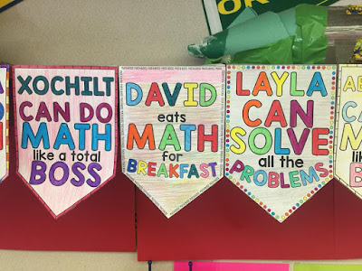 Math Boss Pennant