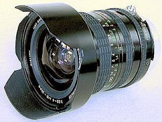 Sigma Zoom Gamma 21-35mm F3.5~4