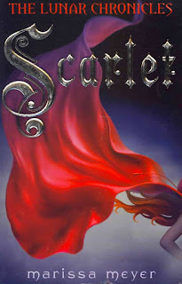 Scarlet by Marissa Meyer PDF Book Download