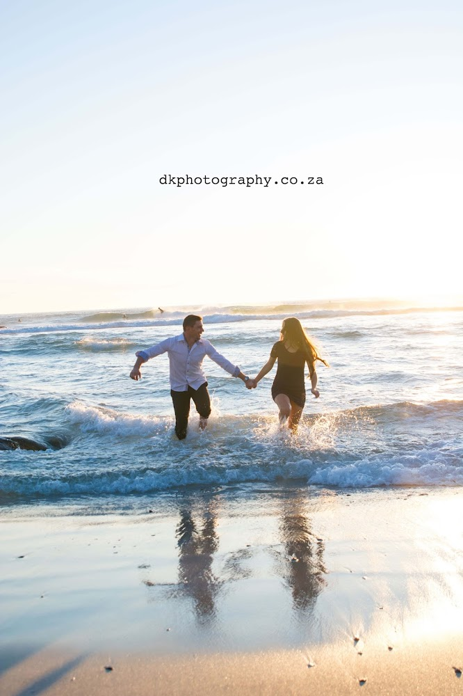 DK Photography 18 Preview ~ Clarissa & Dean's Engagement Shoot on Llandudno Beach & Suikerbossie Forest  Cape Town Wedding photographer