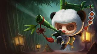 Hình ảnh teemo panda