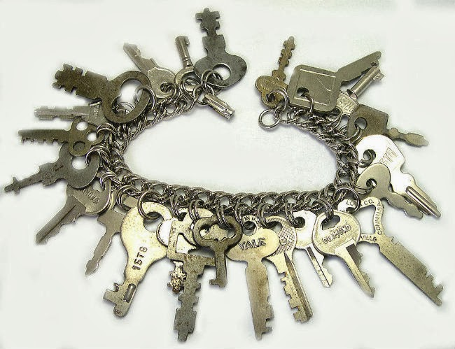 The Art Of Up Cycling Upcycling Keys Great Ideas To