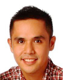 Gabriel Roxas as Country Marketing Manager