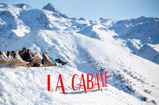 la Cabane - Restaurant d'altitude - Alpe d'Huez - photo ©Laurent Salino