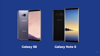 Rilis Samsung Galaxy Note 8 di indonesia September 2017