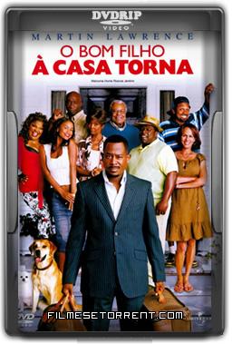 O Bom Filho à Casa Torrent DVDRip Dublado 2008