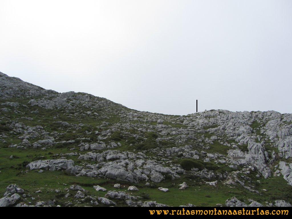 Ruta Ercina, Jultayu, Cuvicente: Del Refugio de Vega de Ario a los Jous de Ario