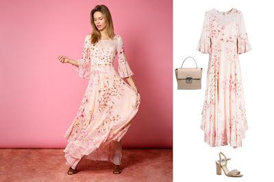 Miss M Maxi dress