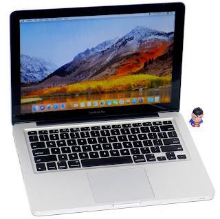MacBook Pro MD101 Core i5 Bekas di Malang