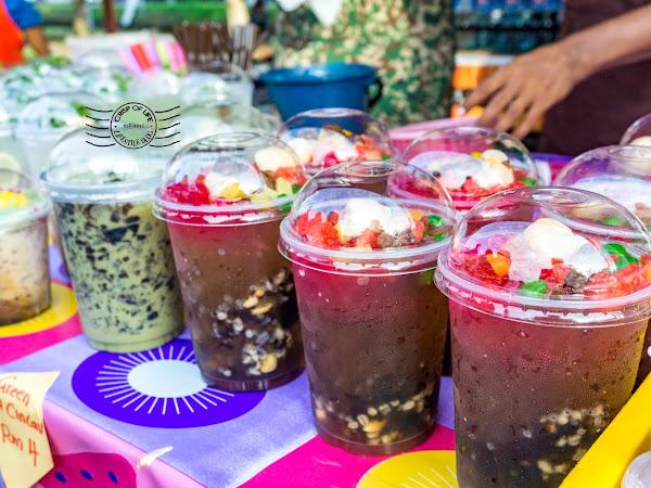 Bazaar Ramadan Bulatan Jubli Emas @ Kangar, Perlis