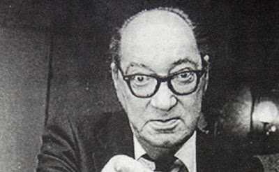 Escritor Juan Carlos Onetti