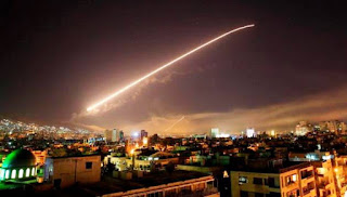 Serangan Udara Masif Koalisi AS
